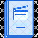 Scenario Film Cinema Icon