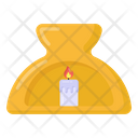 Scented Candle Icon