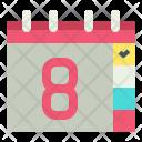 Schedule Pland Checklist Icon