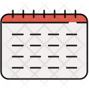 Schedule Meeting Appointment Icon