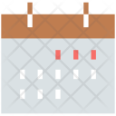 Date Day Schedule Icon