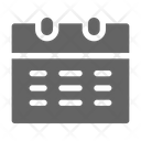 Schedule Plan Appointment Icon