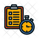 Schedule Schdule Clipboard Icon