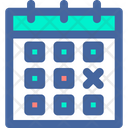 Schedule Project Schedule Project Icon