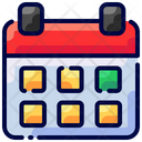 Schedule Date Travel Icon
