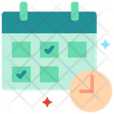 Schedule Calender Appointment Icon