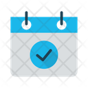 Schedule Event Date Icon