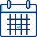 Calendarv Schedule Event Icon