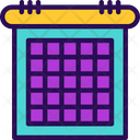 Schedule Calendar Reminder Icon