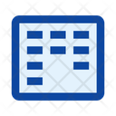 Schedule Tablet Icon