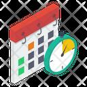 Calendar Schedule Event Planner Icon