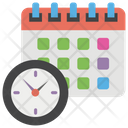Event Calendar Event Schedule Business Reminder Icon