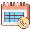 Mschedule Schedule Planning Icon