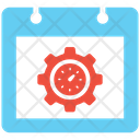 Time Schedule Time Management Time Icon