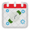 Watch Clock Calendar Icon