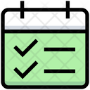Schedule Task Event Icon