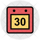 Schedule Strategy Plan Icon
