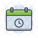 Airport Time Schedule Icon