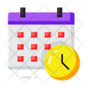 Schedule School University Icon