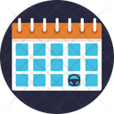 Calender Date Day Icon