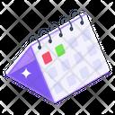 Calendar Reminder Event Icon