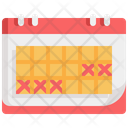 Schedule Day Event Icon