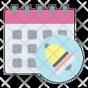 Schedule Notification Alert Icon
