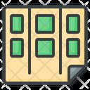 Schedule Kanban Timetable Icon