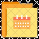Schedule folder Icon