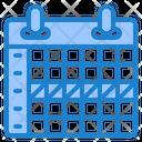 Schedule Management Schedule Calendar Icon