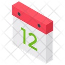 Schedule Planning Action Plan Timetable Icon