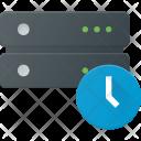 Storage Timeout Time Icon