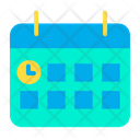 Schedule Time Icon