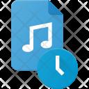 Time Audio Sound Icon