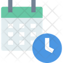 Scheduled Delivery Schedule Plan Icon