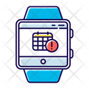 Scheduling Event Tracker Icon