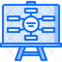 Scheme Board Structure Icon
