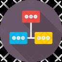 Scheme Workflow Structure Icon