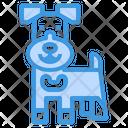 Schnauzer Dog Icon