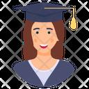 Scholar Student Undergraduate Icon