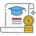 Scholarship Education Fund Icon