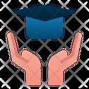 Scholarship Education Study Icon