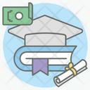 Education Grant Scholarship Student Grant Icon