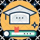 Education Scholarship Knowledge Icon