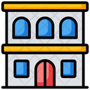 Condominium School Arcade Icon