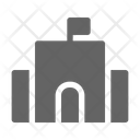 School University Elementary Icon