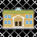 City Building School Icon