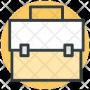 School Bag Briefcase Icon