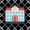 School Building College Icon