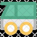 School Van Bus Icon